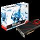 微星發佈R9 290X顯示卡 支援單卡六螢幕輸出及4K顯示效能